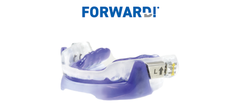 Leone Forward anti snore and sleep apnoea mandibular advancement appliance